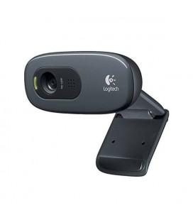 Webcam Logitech C270 HD 720p 3 Mpx Gris