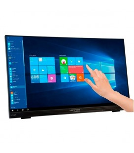 "Hanns G HT225HPB Moniteur 21.5"""" Tactile FHD HDMI MM"