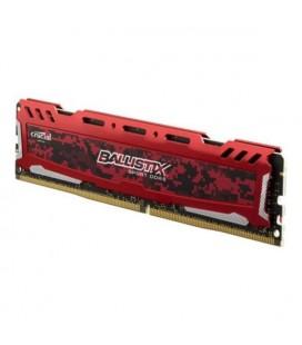 Crucial Ballistix Sport LT 4GB DDR4 2400MHz Rouge