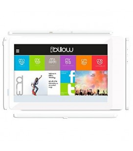 "Tablette Billow X101WV2 10"""" Quad Core HD IPS 8 GB Blanc"