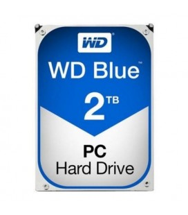 "Disque dur Western Digital Blue WD20EZRZ 3.5"""" 2 TB Sata III 5400 rpm Buffer 64 MB"