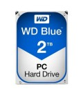 "Disque dur Western Digital Blue WD20EZRZ 3.5"""" 2 TB Sata III 5400 rpm Buffer 64 MB"