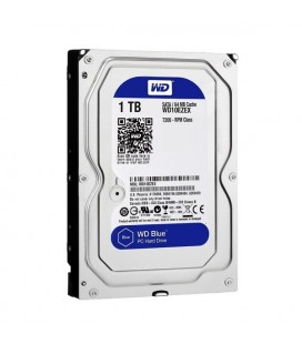 "Disque dur Western Digital Blue WD10EZEX 3.5"""" 1 TB Sata III 7200 rpm Buffer 64 MB"