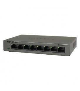 Commutateur Réseau de Bureau Netgear GS308-100PES 8P Gigabit