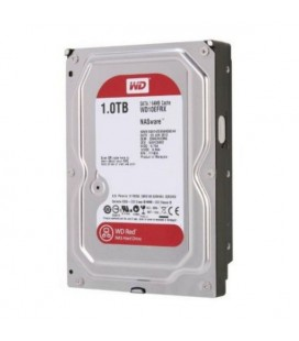 "Disque dur Western Digital Red WD10EFRX 3.5"""" 1 TB Sata III 7200 rpm Buffer 64 MB"