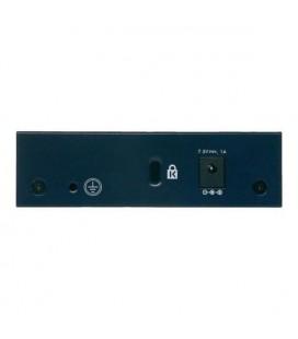 Commutateur Réseau de Bureau Netgear ProSafe GS105GE 5P Gigabit Métal