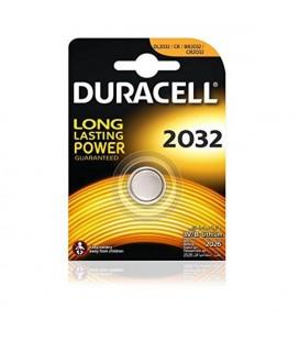 Pile Bouton au Lithium DURACELL DRB2032 CR2032 3V