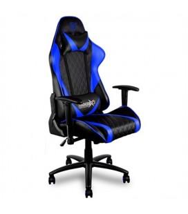 Chaise de jeu Tacens THUNDERX3 TGC15BB Métal PVC Noir Bleu