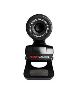 Webcam Gaming Tacens Mars MW1 HD 720p Clip Noir