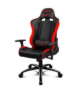 Chaise de jeu DRIFT DR200BR 90-160º Mousse PU Noir Rouge