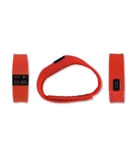 """Bracelet d'activités Billow XSB60R 0.49"""""""" 28 g Rouge"""