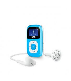 "MP3 SPC MREMMP0337 8668A FIREFLY 1"""" 8GB Bluetooth 2.0 Bleu"