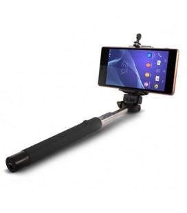 Perche à Selfie Extensible Bluetooth KSIX 45 mAh 5 V Noir