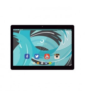 "Tablette BRIGMTON BTPC-1019 10"""" HD Quad Core 16 GB 1 GB RAM MICRO SD Bluetooth 4500 mAh Noir"