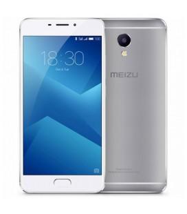 "Smartphone Meizu M5 NOTE 5,5"""" IPS LCD DUAL SIM Octa Core3 GB RAM 4G GPS 16 GB Argent"