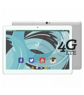 "Tablette BRIGMTON BTPC-1023OC4GB 10"""" IPS Quad Core 1.5 GHz 32 GB 2 GB RAM DUAL SIM 4G 5000 mAh Blanc"