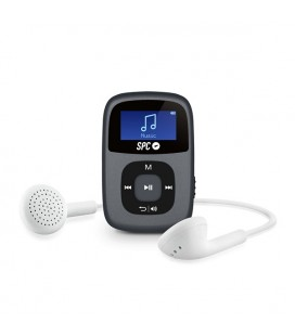 Lecteur MP3 SPC Sparrow 8648N 8GB RADIO WAV WMA Noir