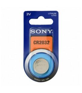 Pile Bouton au Lithium Sony CR2032B1A 3 V 220 mAh Gris