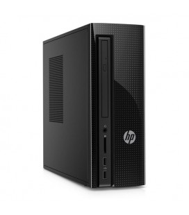 PC de bureau HP 260-P100NS Intel Core i3-6100T 1 TB HDD 4 GB RAM Windows 10 Noir