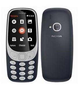 """Téléphone Portable Nokia 3310 2,4"""""""" TFT Radio FM Bluetooth 1200 mAh Bleu"""