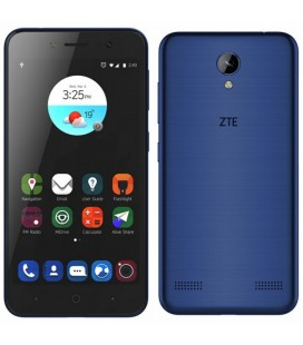 "Smartphone ZTE BLADE A520 5"""" IPS LCD Quad Core 16 GB 2 GB RAM Bleu"