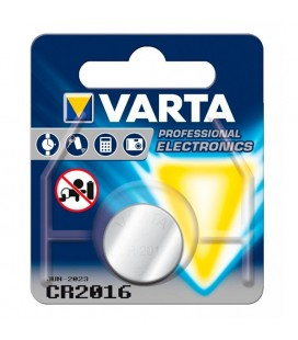 Pile Bouton au Lithium Varta 220841 3 V Argent