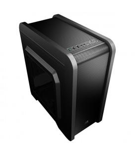 Micro boîtier ATX Aerocool ICACMM0180 QS240 USB 3.0 Noir