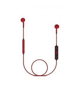 Casques Bluetooth avec Microphone Energy Sistem 428410 V4.1 100 mAh Rouge