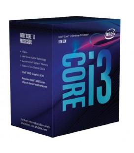 Processeur Intel Intel® Core™ i3-8100 Processor BX80684I38100 Intel Core i3 8100 3,6 Ghz 6 MB LGA 1151 BOX
