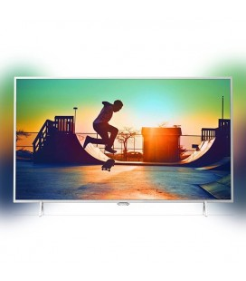 "TV intelligente Philips 32PFS6402/12 32"""" Full HD LED Ultra Slim Argenté"