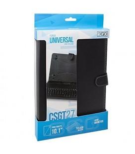 """Housse pour Tablette et Clavier 3GO AAOATI1055 CSGT27 10"""""""" Micro USB 2.0"""