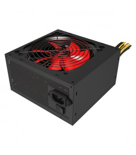 Source d'alimentation Gaming Tacens MPII550 MPII550 550W Noir Rouge