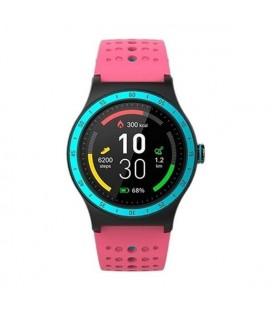 """Smartwatch avec Podomètre SPC 9625P BT4.0 1,3"""""""" Rose"""