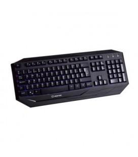 Clavier pour jeu Hiditec GK200 GKE010000 Noir