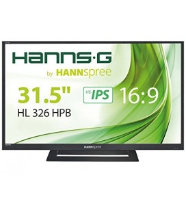 "Écran HANNS G HL326HPB 31.5"""" IPS HDMI VGA MM LED Full"