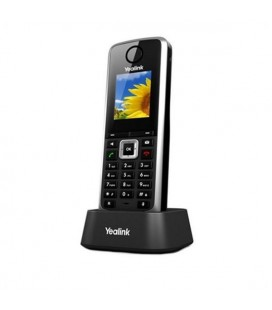 "Téléphone IP YEALINK W52H DECT 1,8"""" Noir"