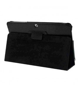 Protection pour tablette CJ IT 165999 Galaxy TAB2 Cuir Noir