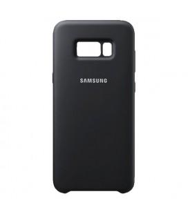 Étui pour téléphone portable Samsung 222142 Samsung S8+ Gris Argent