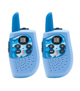 Talkie-walkie Cobra PMR HM230 3 KM Bleu