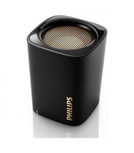 Enceinte Bluetooth Sans Fil Philips BT110B 4W Noir