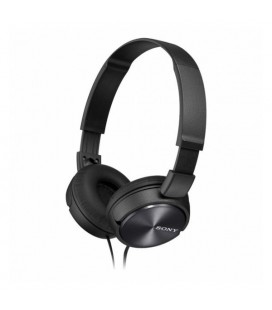 Casque audio Sony MDRZX310APB 98 dB Noir