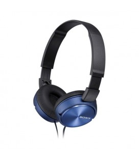 Casque audio Sony MDRZX310APA 98 dB Bleu