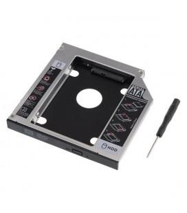 Adaptateur d'unité optique HDD/SSD SATA (12,7 mm) Ewent EW7005