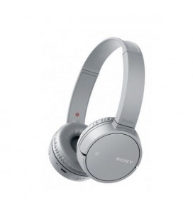 Oreillette Bluetooth Sony WHCH500H NFC Gris