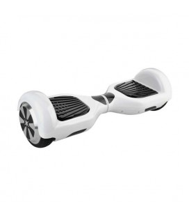 "Trottinette Électrique Hoverboard Denver Electronics DBO-6550 6,5"""" Blanc"