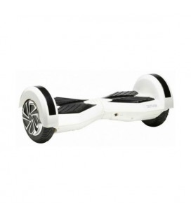 "Trottinette Électrique Hoverboard Denver Electronics DBO-8500 8,5"""" Blanc"