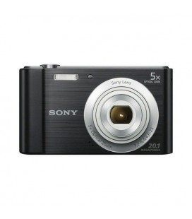 Caméra photo compacte Sony DSCW800B Noir