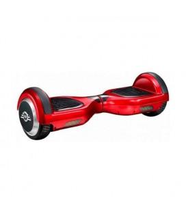 """Trottinette Électrique Hoverboard INNJOO H2 6,5"""""""" Rouge"""