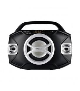 Haut-parleurs bluetooth portables Overnis QDG-BX25 Noir