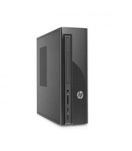 PC de bureau HP 260-A102NS AMD E2-7110 4 GB RAM 1 TB Windows 10 Noir